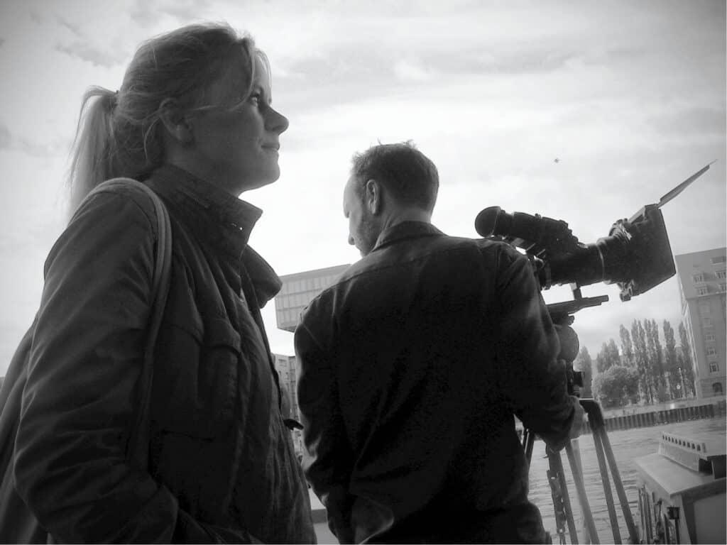 Fixer Film Crew with Camera